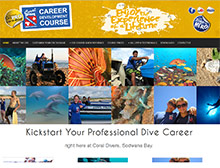 CoralGoPro - Coral Divers CDC course